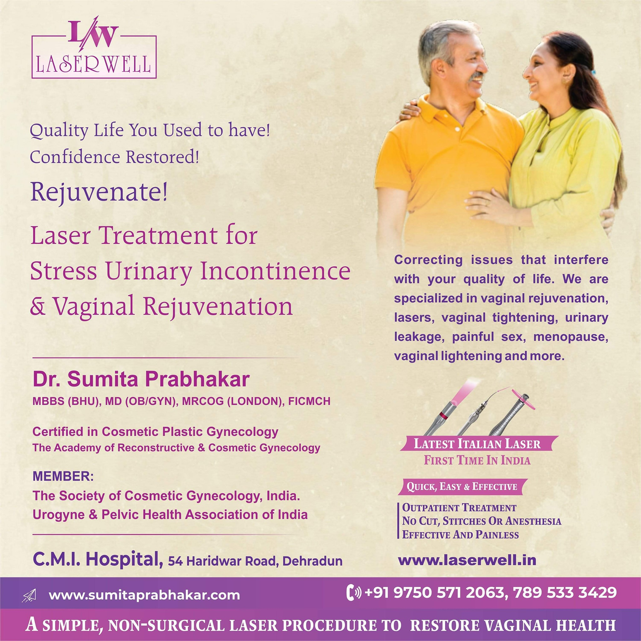 urinary stress incontinence treatment